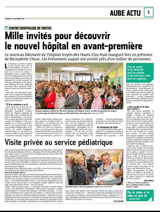 """RE.GAIN LORS DE L'INAUGURATION """"EST ECLAIR"""" du VENDREDI 26 Septembre 2014"""